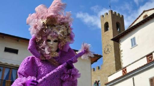 Carnevale Castiglion Fibocchi Dal 8 al 16 Febbraio