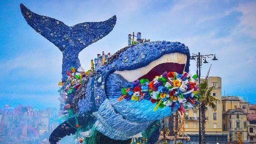 Carnevale di Viareggio Dal 1 al 25 Febbraio